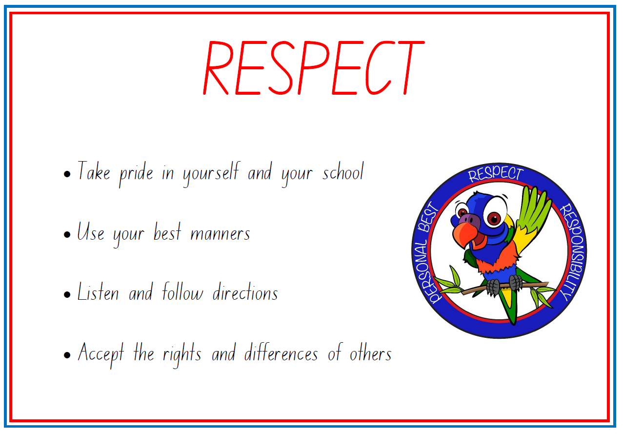 Our Value of Respect